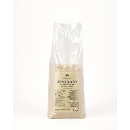Durum wheat flour Senator Cappelli